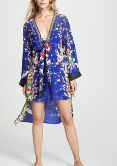 Camilla Tie Detail Short Dress