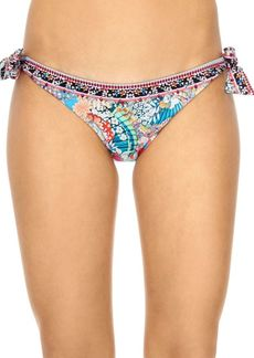 Camilla France Jewelled Side-Tie Bikini Bottom