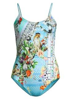 Camilla One-Piece Print Swimsuit