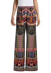 Camilla The Long Way Home Wide-Leg Trousers