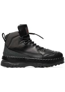 Camper black X Kiko Kostadinov leather boots