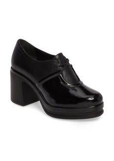 Camper Alice Flared Heel Platform Pump (Women)