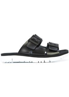 Camper buckled open-toe sandals - Black