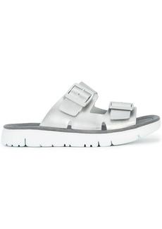 Camper buckled sandals - Grey