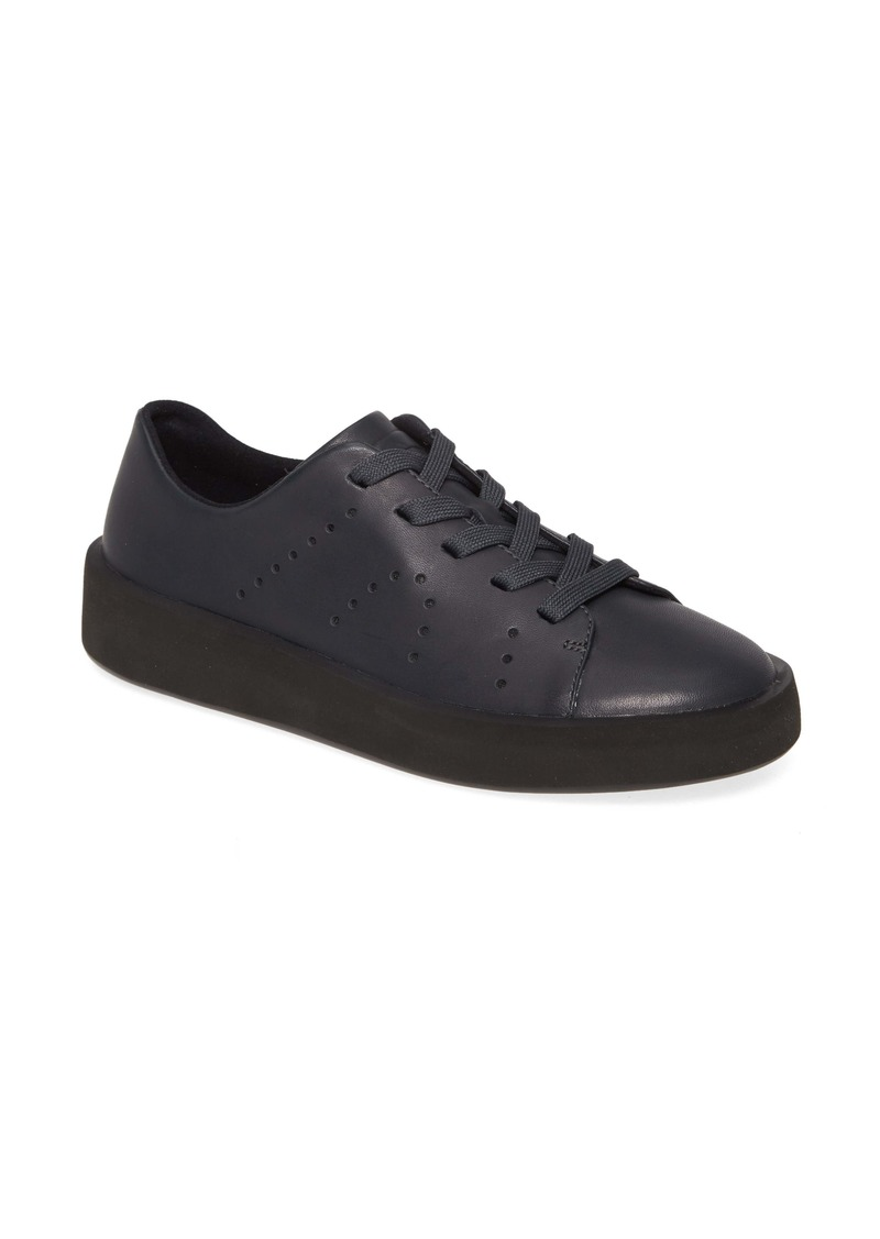 Camper Courb Perforated Low Top Sneaker (Women)