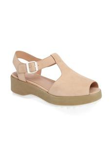 Camper 'Dessa' Platform Sandal (Women)