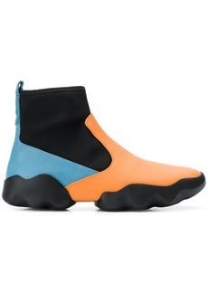 Camper Dub hi-top sneakers - Multicolour