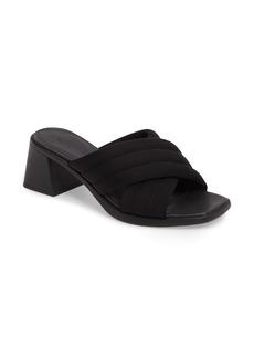 Camper 'Karolina' Retro Slide Sandal (Women)