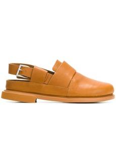 Camper Lab Eda sandals - Yellow & Orange