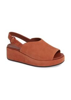 Camper Misia Slingback Platform Wedge Sandal (Women)