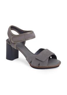 Camper 'Myriam' Ankle Strap Platform Sandal (Women)