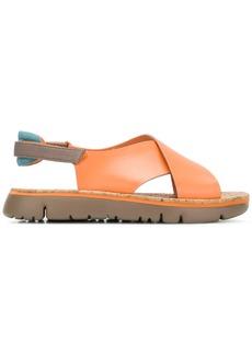 Camper Oruga sandals - Yellow & Orange