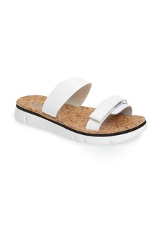 Camper 'Oruga' Two Strap Slide Sandal (Women)