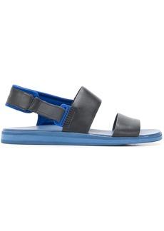 Camper strapped sandals