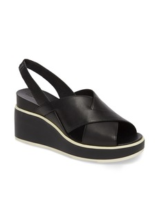 Camper Tropik Cross Strap Wedge Sandal (Women)