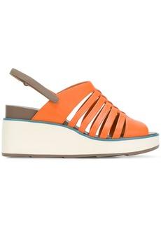 Camper Tropik sandals - Yellow & Orange