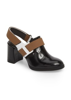 Camper Twins Block Heel Pump (Women)