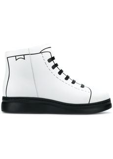 Camper TWS boots - White