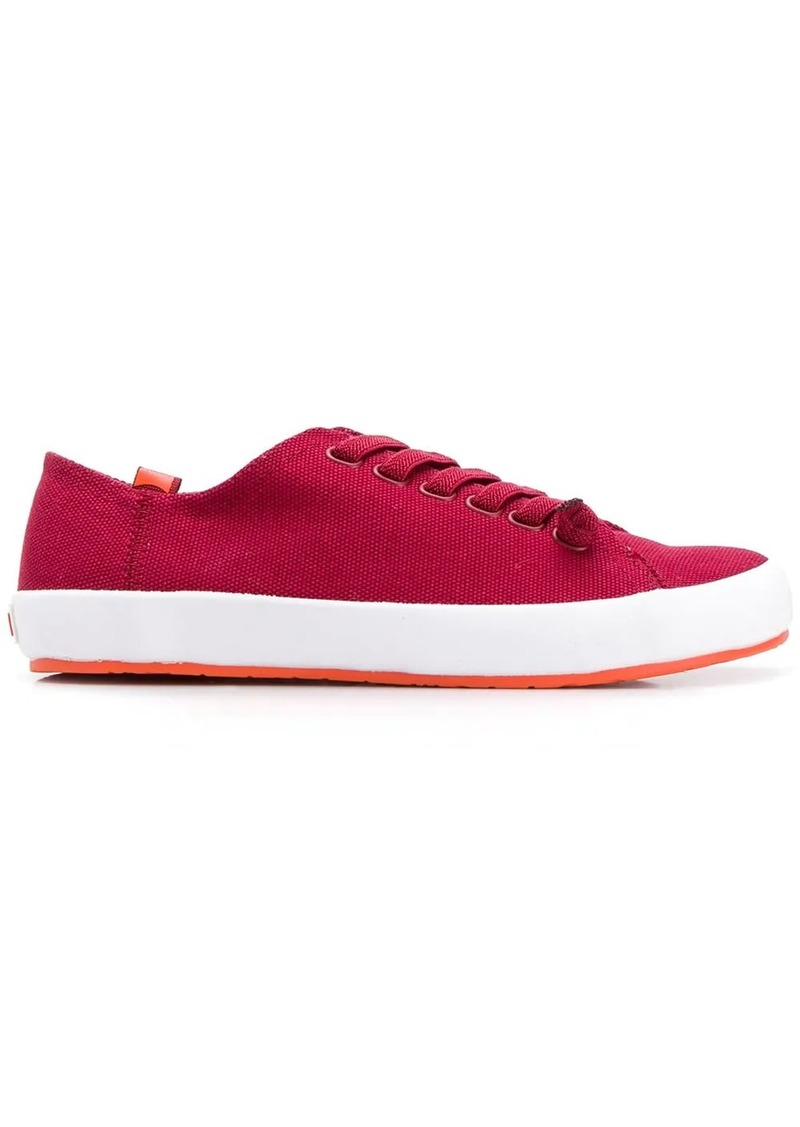 Camper classic lace-up sneakers