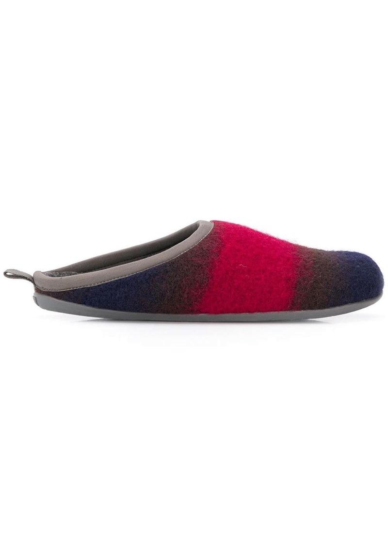 Camper colour block slippers
