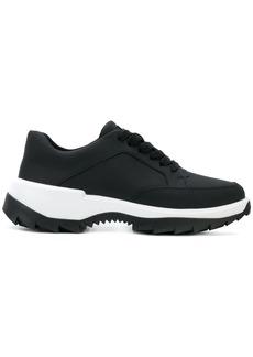 Camper contrast sole sneakers