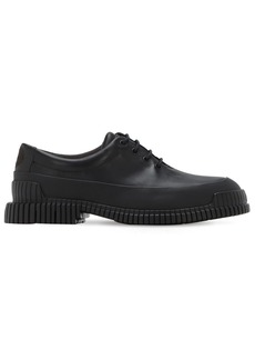 Camper Full Leather Lace-up Shoes