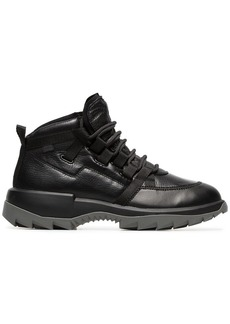 Camper Helix high top leather boots
