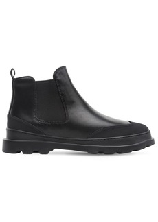 Camper Leather Chelsea Boots