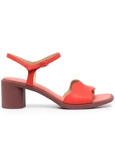 Camper Meda 60mm leather sandals