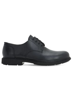 Camper Neuman Leather Derby Lace-up Shoes