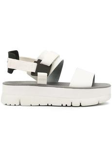 Camper Oruga Up flatform sandals