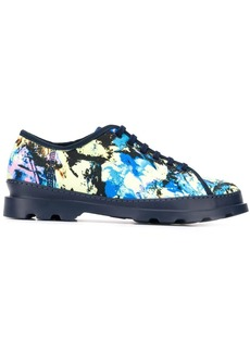 Camper patterned sneakers