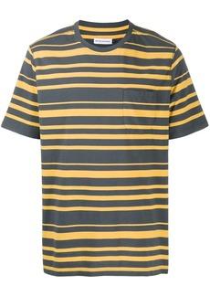 Camper x Pop Trading Company striped pocket T-shirt