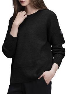 Canada Goose Aleza Wool Pullover Sweater