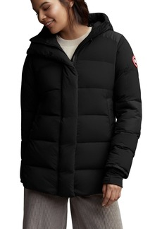 Canada Goose Alliston Hooded Puffer Jacket