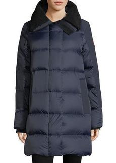 Canada Goose Altona Quilted Puffer Coat