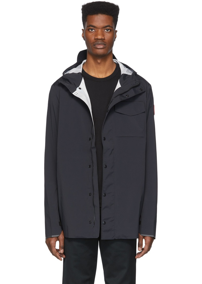 Canada Goose Black Nanaimo Jacket
