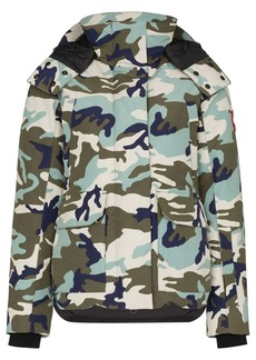 Canada Goose Blakely camouflage-print parka