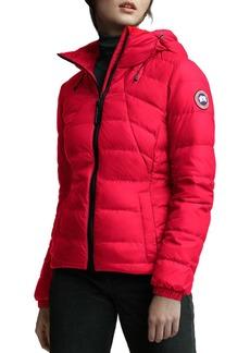 Canada Goose Abbott Hoody Packable Down Jacket