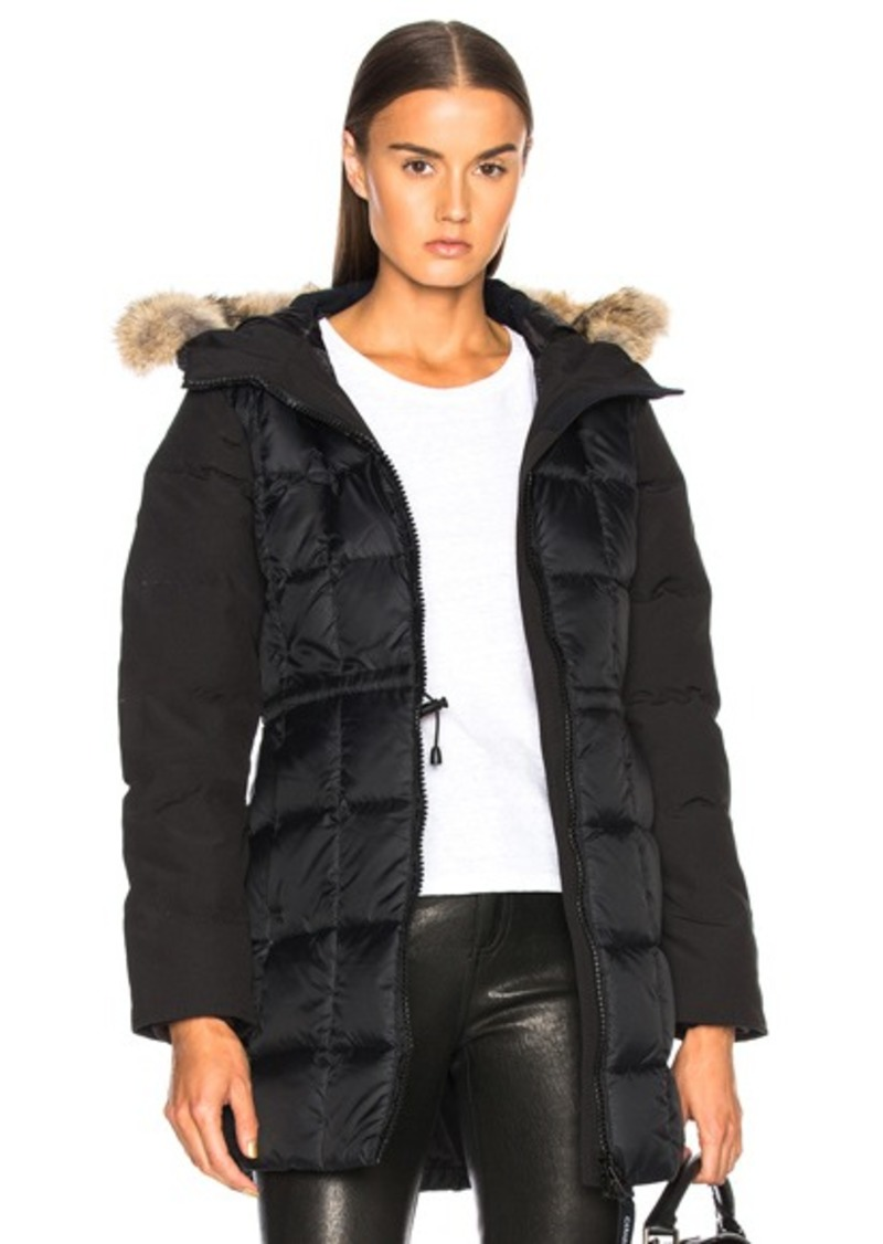 6ea399189a9 Beechwood Parka With Coyote Fur