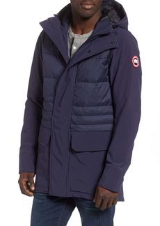 Canada Goose Breton 675-Fill Power Down Coat