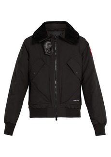 Canada Goose Bromley down bomber jacket