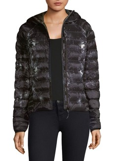 Canada Goose Brookvale Hooded Puffer Jacket
