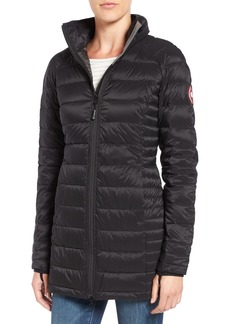 Canada Goose 'Brookvale' Hooded Quilted Down Coat