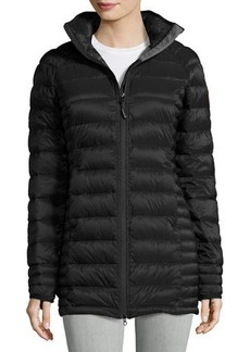 Canada Goose Brookvale Quilted Hoodie Puffer Jacket