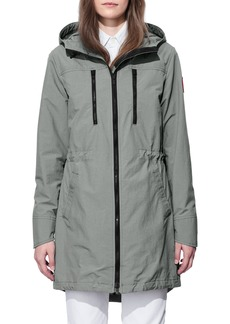 Canada Goose Brossard Hooded Drop Tail Jacket