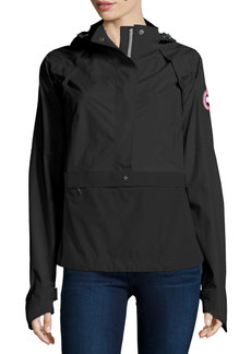 Canada Goose Brunswick Hooded Colorblock Anorak Jacket