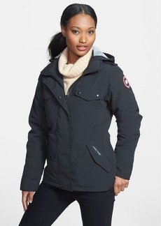 Canada Goose 'Burnett' Down Jacket with Removable Hood