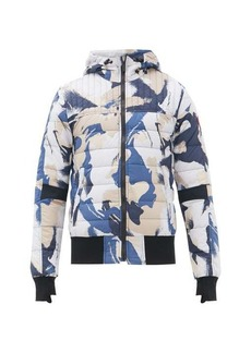 Canada Goose Cabri camo-print technical down-filled jacket