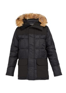 Canada Goose Callaghan quilted-down parka